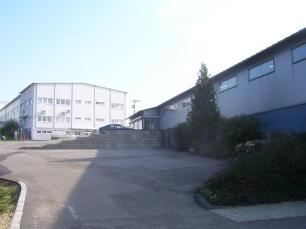 Reál M Kft és Márkó tech Kft épületei Márkón