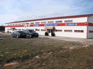 Veszprém - Kádárta Ipari parkban épült első épületünk