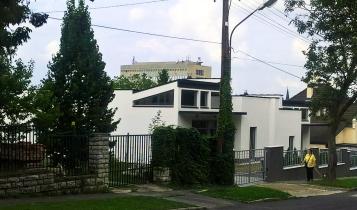 Lakóépület, Veszprém, Móricz Zsigmond utca