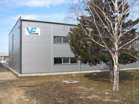 Chemconsul Kft. új épülete