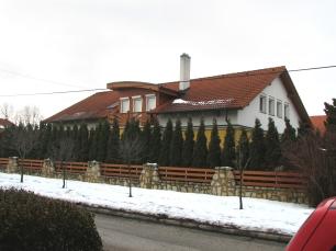 Családi ház, Veszprém, Juhar utca