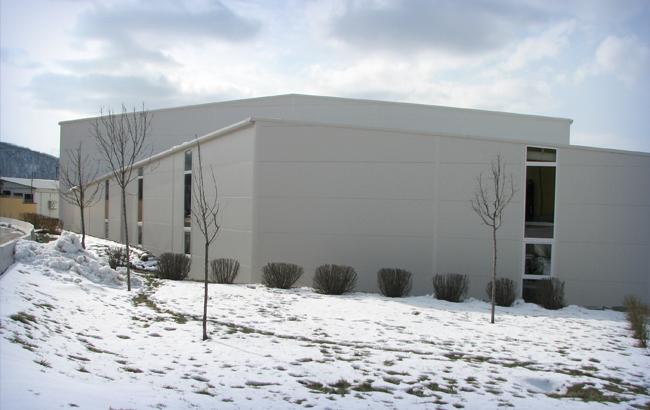 ipari épületek
