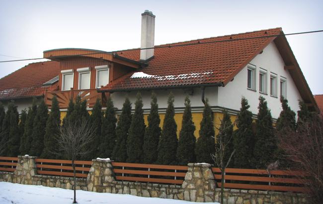 lakó épületek