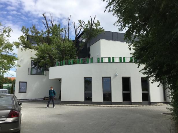 Vesz-Mont 2000 Kft. irodaháza, Nemesvámos